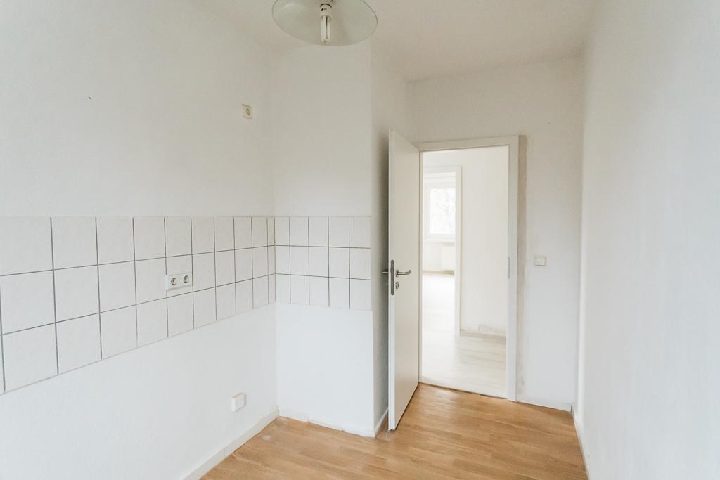 """2 Raum Wohnung """"saniert"""""""